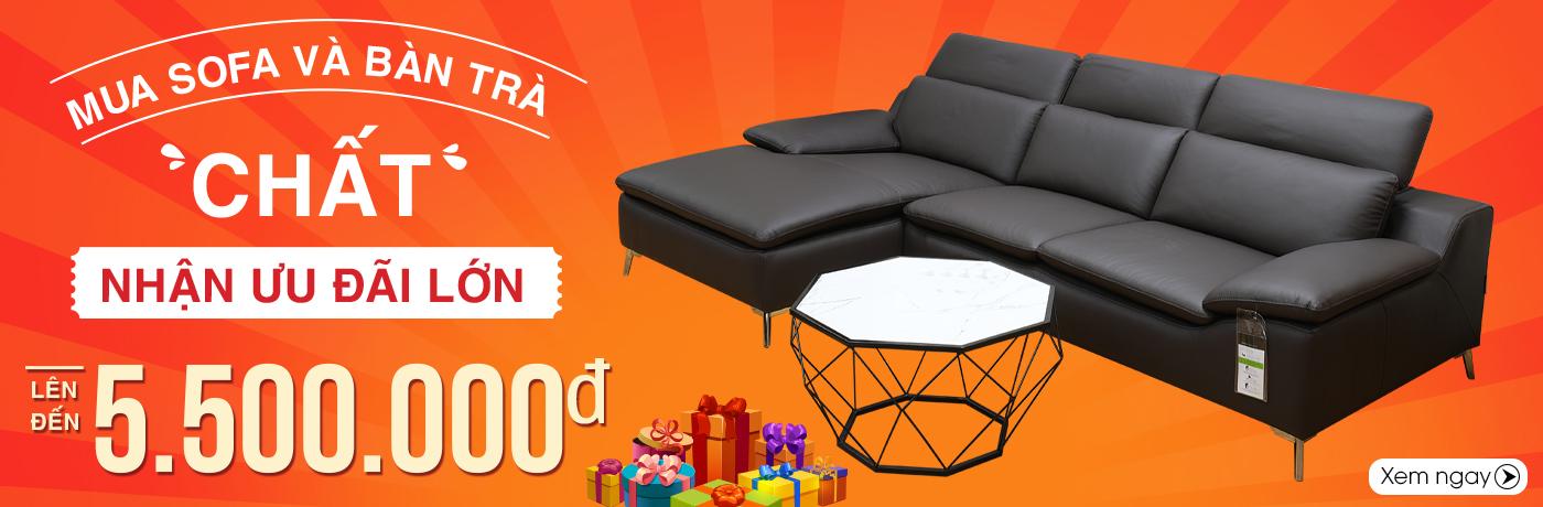Khuyến mãi sofa giá rẻ Nội Thất Xinh