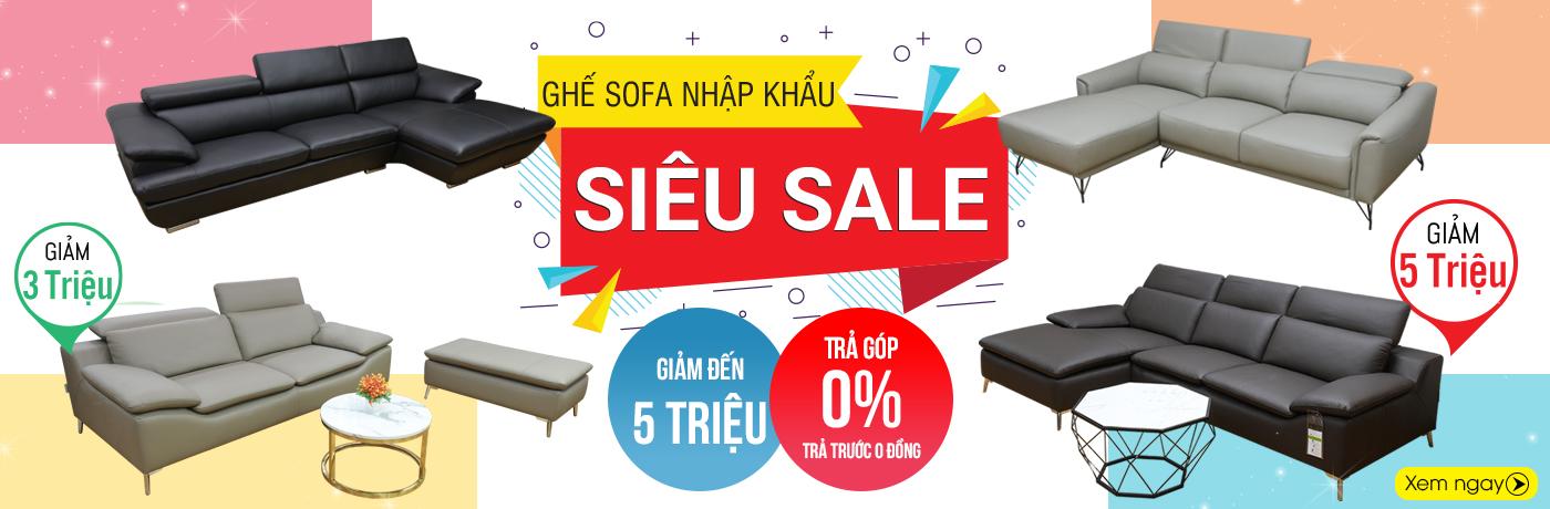 Sofa chất lượng vạn người mê
