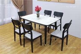 10 Bộ bàn ăn cho nhà chung cư nhỏ gọn mà tinh tế nên mua