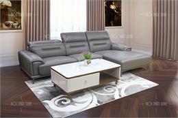 10 Bộ ghế sofa màu xám, ghi xám, xám lông chuột đẹp nhất 2020