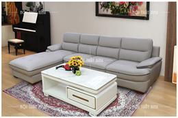 10 bộ sofa góc đẹp màu sắc nhẹ nhàng và thanh lịch