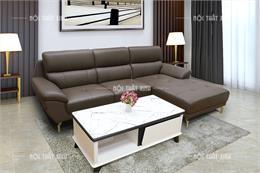 10+ mẫu ghế sofa góc chân inox hiện đại, trẻ trung