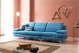 10 mẫu ghế sofa nỉ cho phòng khách nhỏ đẹp hiện đại