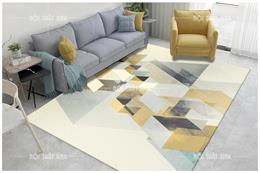 10 mẫu thảm sofa Malaysia mua là ưng ý