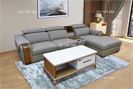 11 mẫu ghế sofa góc to dành cho không gian rộng hiện đại