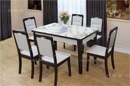+15 Bộ bàn ăn 6 ghế hiện đại giá rẻ từ 15 triệu nên mua nhất