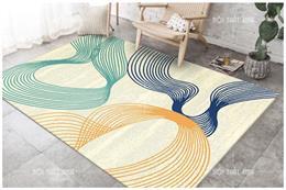15 mẫu thảm trải dưới sofa dành cho gia đình và văn phòng làm việc
