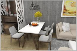 20+ Mẫu bàn ăn nhỏ cho chung cư đẹp và rộng rãi hơn