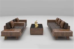 20+ Mẫu ghế sofa gỗ đơn giản hiện đại đẹp và sang trọng nhất