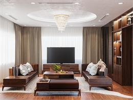 3 cách đặt sofa trong phòng khách phổ biến nhất
