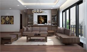 4 cách đặt ghế sofa trong phòng khách vừa đẹp lại vừa hợp phong thủy