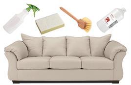 4 cách làm sạch ghế da bị mốc chỉ trong 10 phút
