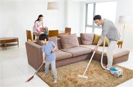 5 điều quan trọng chú ý khi dọn nhà cửa cuối năm