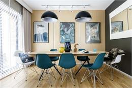 5 Xu hướng thiết kế nội thất phòng ăn được yêu thích nhất