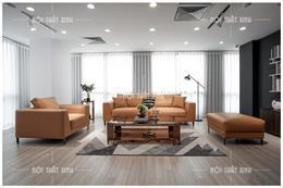 8 bộ sofa tiếp khách cao cấp cho nơi làm việc chuyên nghiệp hơn