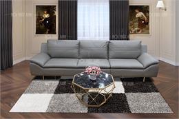 9 mẫu ghế sofa 3 chỗ nhập khẩu Malaysia đẹp cho nhà nhỏ