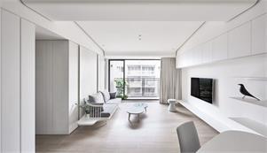 Bắt kịp ngay 6 thiết kế nội thất cho phòng khách rộng cực hút – Phần 1
