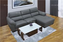 BST ghế sofa da đẹp hiện đại kích thước từ 2m7 – 2m9