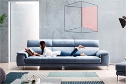 BST Sofa mùa hè đẹp cho không gian bừng sáng và mát mẻ