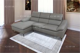 Các mẫu sofa da đẹp và cao cấp dành cho phòng khách nhỏ