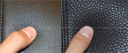 Cách phân biệt sofa da thật với ghế giả da