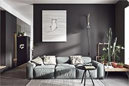 Cảm giác từ màu sắc trong thiết kế nội thất