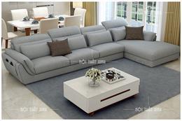 [CẬP NHẬT]  Top ghế sofa góc bằng vải trẻ trung đầy cuốn hút