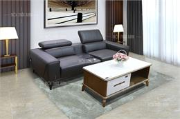 Danh sách sofa da nhập khẩu loại nhỏ dễ bài trí nhất