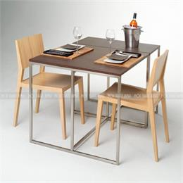 Gợi ý các mẫu bàn ghế ăn dành cho 2 người