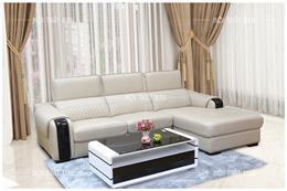 Gợi ý cách chọn thảm trải sàn hợp với ghế sofa màu trắng