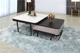 [HOT] 30 mẫu bàn trà sofa mặt đá đẹp nên mua cho phòng khách
