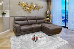Mua bộ sofa bọc da ở đâu giá tốt tại Hà Nội?
