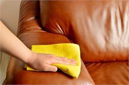 Mùa dịch Covid và cách chăm sóc ghế sofa da thật