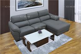 Năm 2021 nên mua ghế sofa phòng khách bọc da nào?