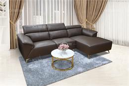 Nên mua sofa gỗ hay sofa da cho phòng khách?