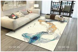 Thảm sofa cho chung cư chống ồn cực hiệu quả