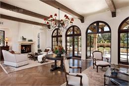 Thiết kế phong cách nội thất Địa Trung Hải - Gợi ý hoàn hảo