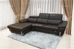 Thông số 10 mẫu sofa góc phải nhập khẩu Malaysia MỚI nhất