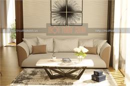 [TING TING] Top sofa văng và sofa góc cho nhà cấp 4 hiện đại