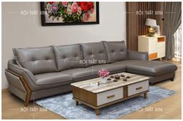 Tổng hợp 10 mẫu ghế sofa góc chữ L kích thước trên 2m8