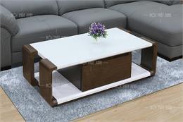 Tổng hợp BST bàn trà sofa chân gỗ sồi đẹp và bán chạy nhất