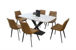 Tổng hợp các bộ bàn ghế ăn inox đẹp nhất 2020 nên mua ngay!