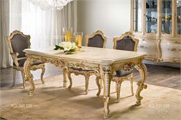 TỔNG HỢP các bộ bàn ghế ăn tân cổ điển giá rẻ đẹp nên mua