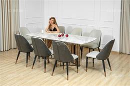 Tổng hợp các kích thước bộ bàn ăn 10 ghế giá rẻ đẹp nhất!