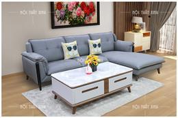 Tổng hợp các mẫu ghế sofa màu xám phong cách hiện đại