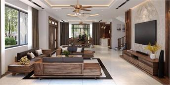 Tổng hợp những mẫu bàn ghế gỗ phòng khách đơn giản HOT nhất