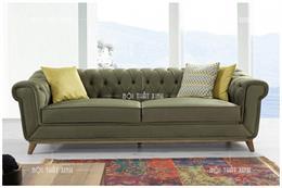 TOP 9 mẫu ghế sofa vải bố cao cấp được ưa chuộng nhất 2020