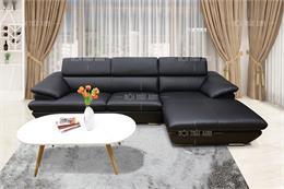 Tuyển tập các mẫu sofa màu đen thiết kế tinh tế và sang trọng nhất