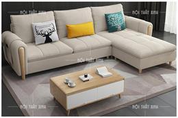 Xem ngay 16 mẫu ghế sofa góc cho phòng khách nhỏ cực trẻ trung
