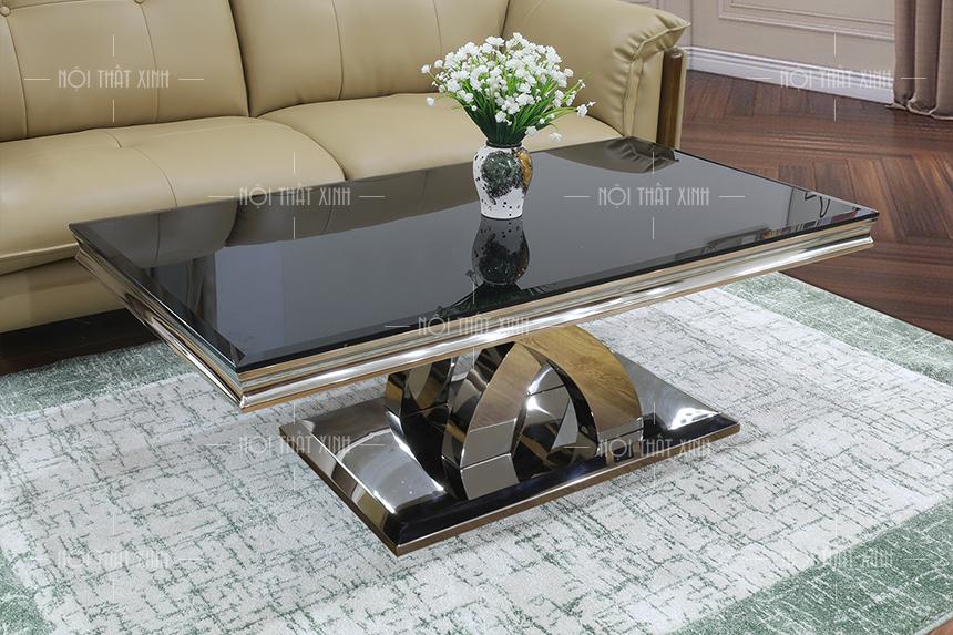 bàn trà sofa đẹp cho phòng khách